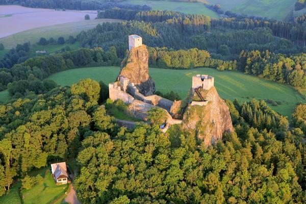 Chateau de Trosky