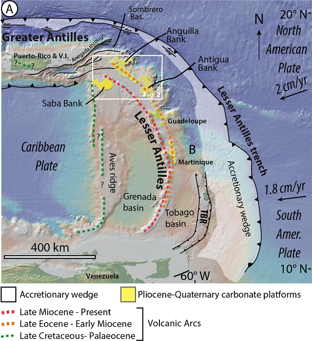 Contexte géologique