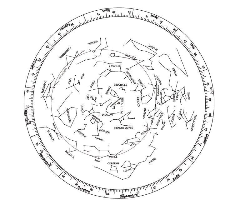 carte du ciel 2