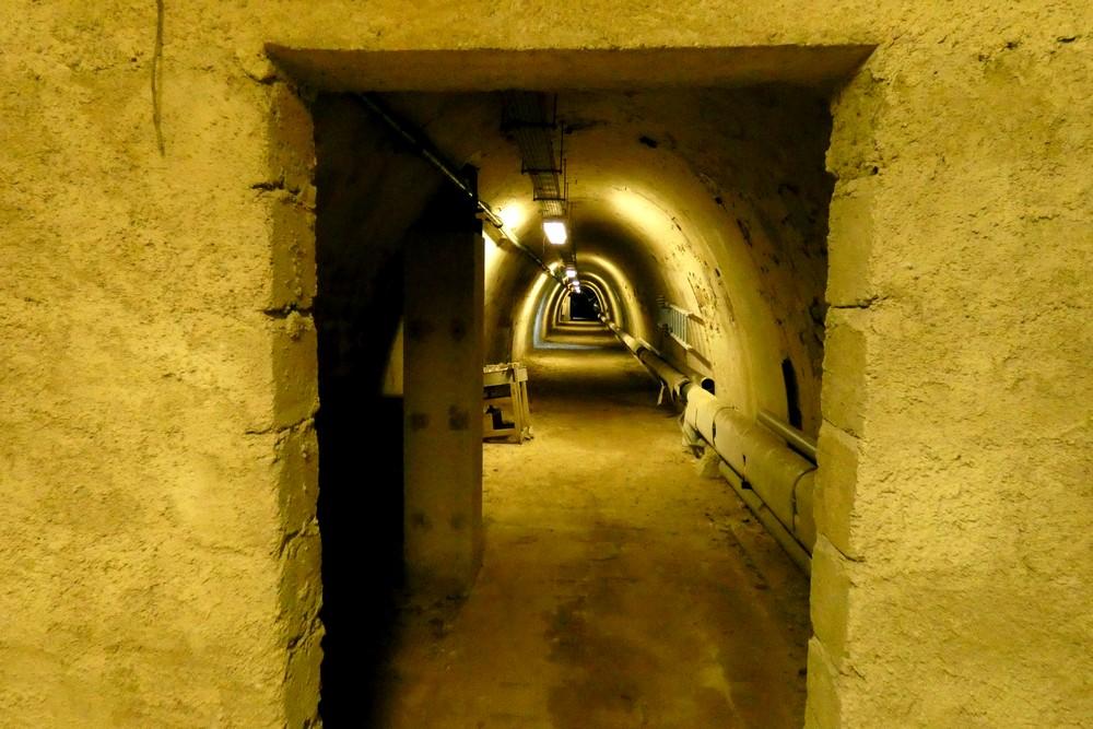 Galerie souterraine 1